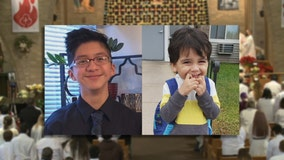 Funeral held for 2 boys who died in Fort Atkinson fire
