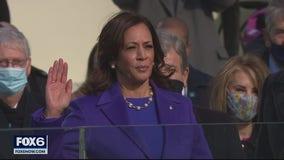 VP Harris's AKA sorors 'overtaken by emotion' during inauguration