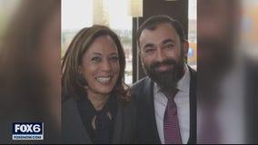 Milwaukee welcomes Harris as vice president
