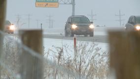 Snowfall makes driving treacherous throughout southeast Wisconsin