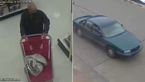 Brookfield police seek suspect in $1,300 Target theft