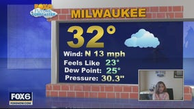 Future Forecaster: Meet 6-year-old Dezy