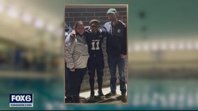 Chance encounter leads to adoption for Franklin HS junior