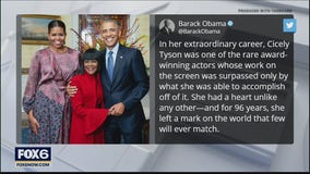 Tributes continue to pour in for Oscar-nominated actress Cicley Tyson