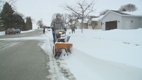 SE Wisconsin's 1st big snowstorm of 2021 delivers work, play