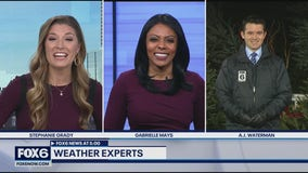 Weather Webcast with A.J. Waterman
