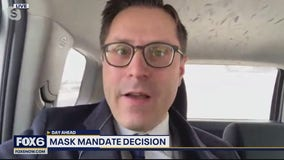 Gov. Evers' statewide mask mandate could soon be repealed