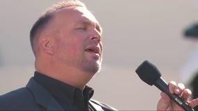 Garth Brooks sings at Biden-Harris inauguration | Inauguration Day 2021