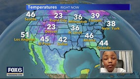 Future Forecaster: Meet 10-year-old Jamari