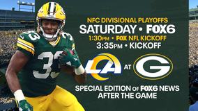 Packers welcome Rams, more fans to Lambeau for NFL Divisional game
