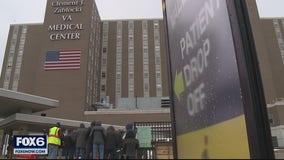 Coronavirus vaccinations begin for veterans at Milwaukee VA