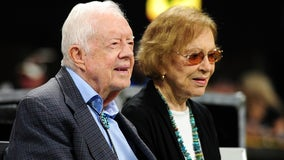 Jimmy and Rosalynn Carter won't attend inauguration, send 'best wishes' to Biden, Harris