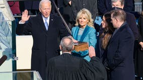 Biden enters new territory as nation's 2nd Catholic president