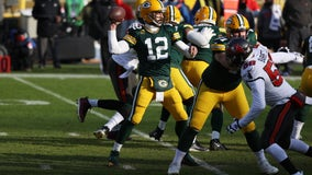 Packers' season over after 31-26 loss to Tampa Bay; Rodgers 'gutted'