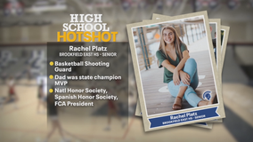 Brookfield East senior bounces back on the basketball court