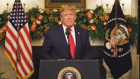 President Trump's year-end video hails America's 'grit, strength and tenacity'