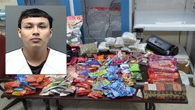 Racine drug bust uncovers marijuana edibles, vape cartridges
