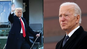 Biden says Trump left 'very generous' letter for him before departing White House