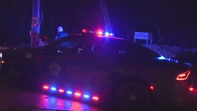 Police investigate officer-involved shooting of armed person in Cudahy