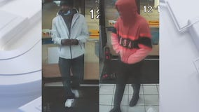 Police ask for help identifying 2 wanted in strong-armed robbery