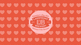 Lakefront Brewery offering Valentine's Day wedding, vow venue