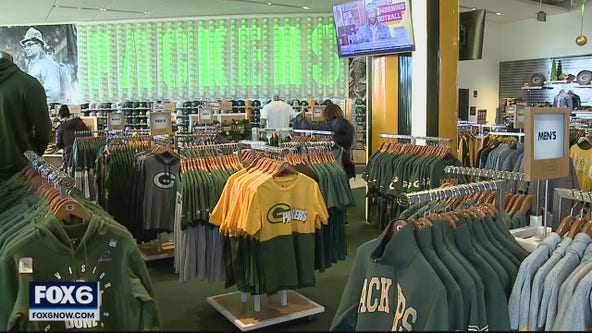 Packers fans gear up for the NFC Championship