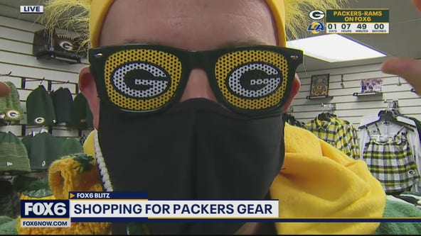 With a Packers playoff game happening Saturday it may be time to upgrade your gear