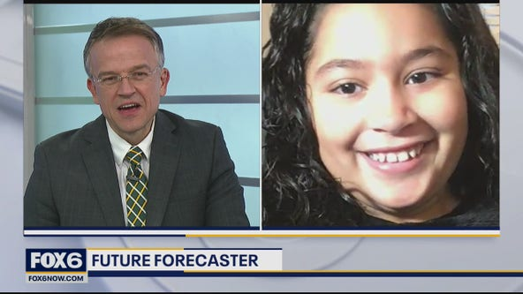 Future Forecaster: Meet 9-year-old Laylah