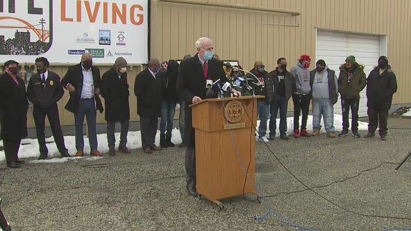 Milwaukee plans to tackle uptick in violence with new urgency