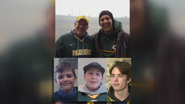 Friends' Packers passion welcomes next generation of fans