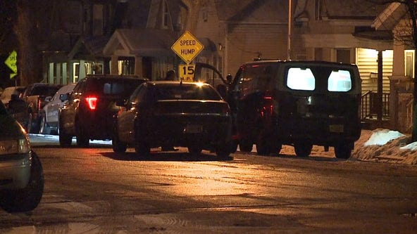 2 shot, wounded in separate incidents in Milwaukee on Tuesday