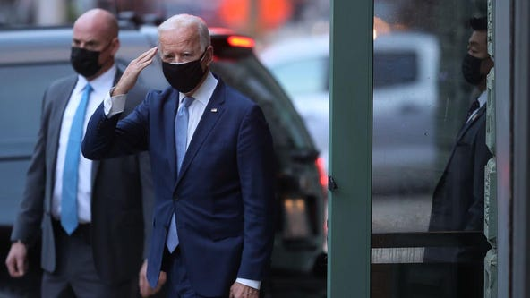 Biden leaving Delaware hometown for final time ahead of Inauguration Day 2021