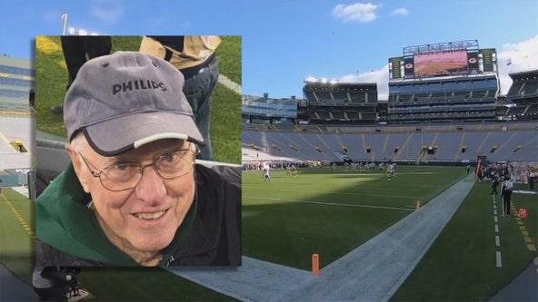West Bend man a finalist for Packers FAN Hall of Fame