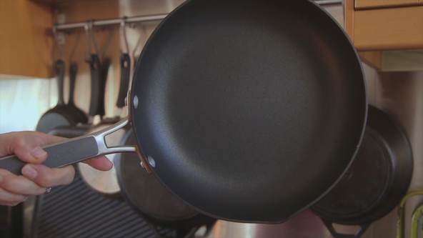 Advice to keep your nonstick pans nonstick