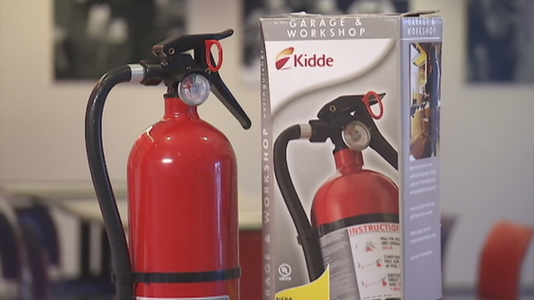 Investigation into Kidde fire extinguisher recall