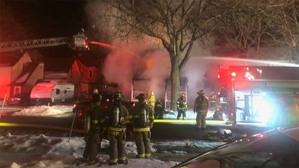 Fort Atkinson FD: 2 people killed in Saturday morning house fire