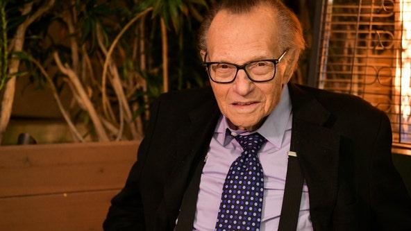 Legendary TV host Larry King dies at 87