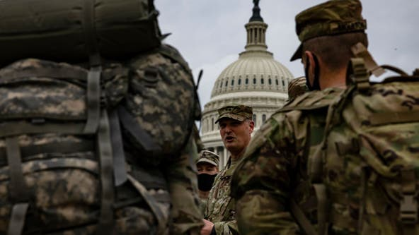 WI Guard leader on inauguration vetting: 'Doing their due diligence'