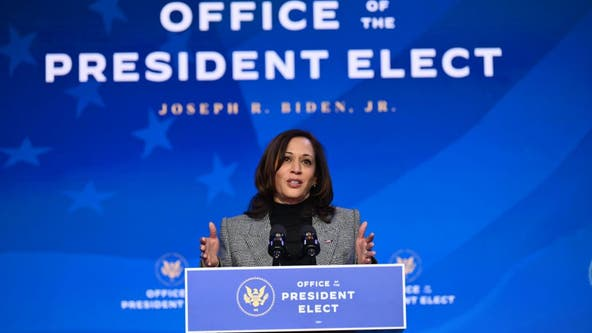 Kamala Harris prepares for central role in Biden's White House