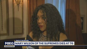 Mary Wilson, theoriginal member of the iconic group, TheSupremes, has died