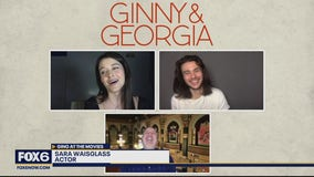 Gino talks with the stars of 'Ginny and Georgia' coming to Netflix