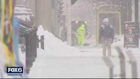 Milwaukee among communities hammered with lake effect snow