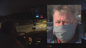 Plow driver rescues 5-year-old West Bend boy from freezing cold