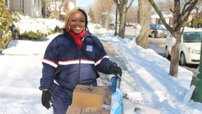 USPS mail carrier helped rescue 89-year-old woman who fell and couldn't get up