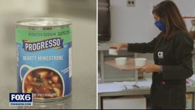 Finding a healthy minestrone soup