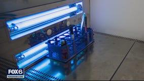 Can UV light kill the coronavirus?