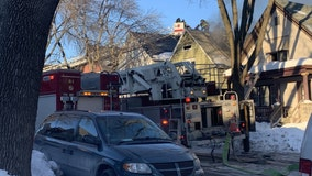 MFD confirms 1 dead in 2-alarm house fire on city's south side