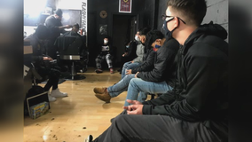 Milwaukee youth of color open up at Bay View barbershop