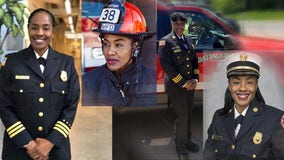 Milwaukee woman paves the way for others to climb the MFD ladder