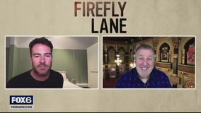 Gino talks with actor Ben Lawson about new series 'Firefly Lane'